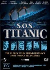 S.o.s. Titanic on DVD