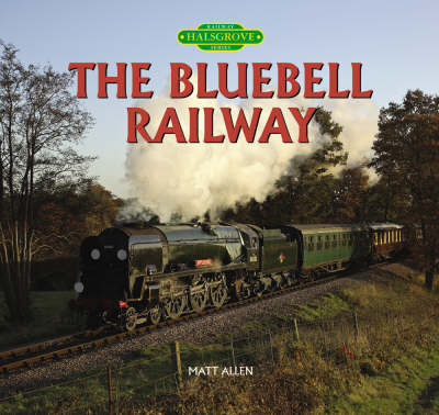 The Bluebell Railway by Matt Allen image