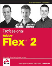 Professional Adobe Flex 2 by Simon Barber image