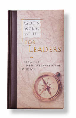 God's Word of Life for Leaders by Zondervan Publishing image