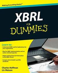 XBRL For Dummies by Charles Hoffman