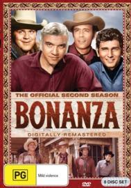 Bonanza the Official Season 2 on DVD