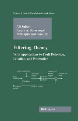 Filtering Theory by Ali Saberi