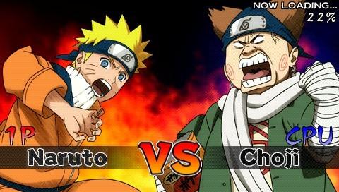 Naruto: Ultimate Ninja Heroes (Platinum) for PSP image