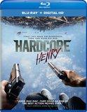 Hardcore Henry on Blu-ray