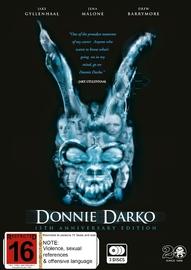 Donnie Darko: 15th Anniversary Edition on DVD