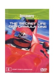 Secret Life Of Formula 1 on DVD