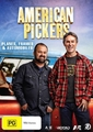 American Pickers: Planes, Frames and Automobiles on DVD