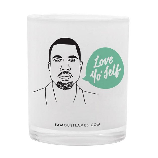 Famous Flames Candle - Kan-Yay