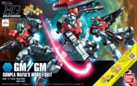 1/144 HGBF GM's Counterattack - Model Kit
