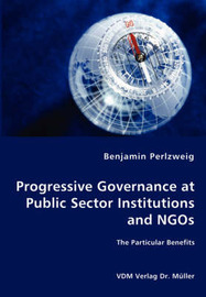 Progressive Governance at Public Sector Institutions and Ngos - The Particular Benefits by Benjamin Perlzweig image