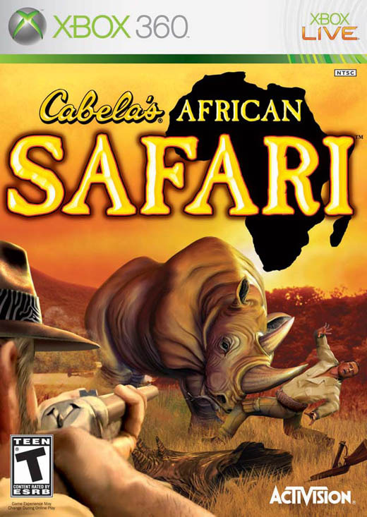 Cabela's African Safari for Xbox 360