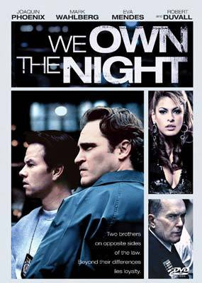 We Own The Night on DVD