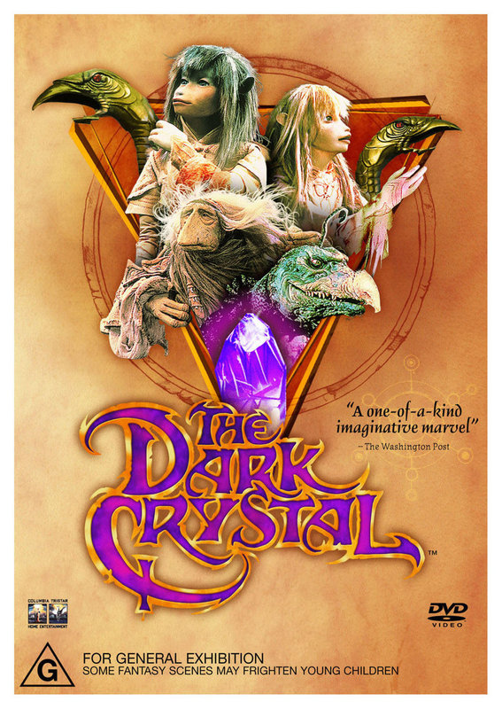 The Dark Crystal on DVD