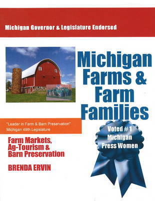 Michigan Farms and Farm Families by Brenda Ervin