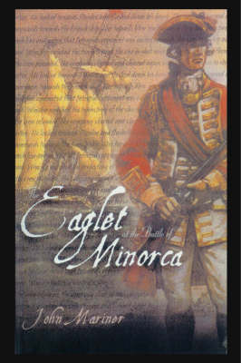The Eaglet at the Battle of Minorca by John Mariner