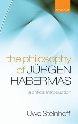 The Philosophy of Jurgen Habermas by Uwe Steinhoff image