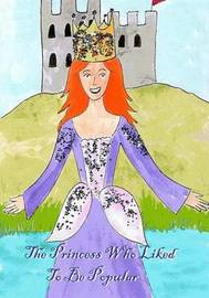 The Princess Who Liked to Be Popular by Violet's Vegan Comics image