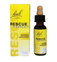 Bach Rescue Remedy Drops (10ml)