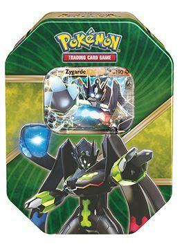 Pokemon TCG XY Shiny Kalos Tin: Zygarde-EX image