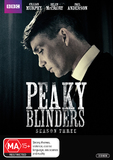 Peaky Blinders - The Complete Series 3 DVD