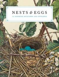 Nests and Eggs Notecards (12 Cards/Envelopes)