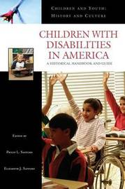 Children with Disabilities in America by Philip L Safford