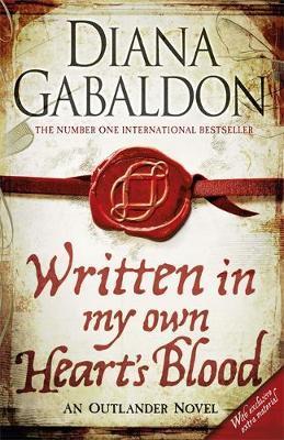 Written in My Own Heart's Blood (Outlander #8) by Diana Gabaldon image