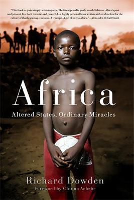 Africa by Richard Dowden