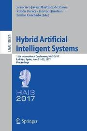 Hybrid Artificial Intelligent Systems image
