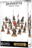 Warhammer Age of Sigmar: Deathrattle Barrow Lords
