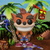 Crash Bandicoot - Pop! Vinyl Figure (with a chance for a Chase version!) image