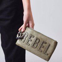Star Wars; Rogue One - Rebel Debossed Clutch