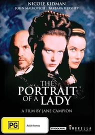 The Portrait of a Lady on DVD
