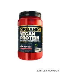 BSC Organic Vegan Protein Powder - Vanilla (1kg)