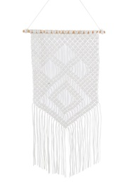Boho Macrame Banner - Hanging Decoration