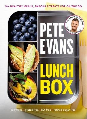 Lunch box pete evans book in stock buy now at mighty ape nz lunch box by pete evans image forumfinder Images