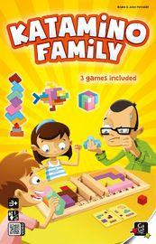 Katamino Family - Board Game