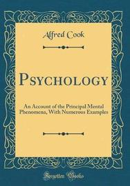 Psychology by Alfred Cook image