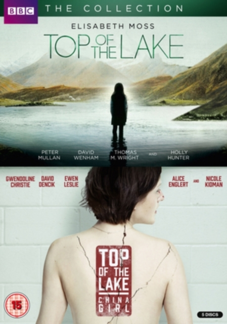 Top Of The Lake: The Collection on DVD