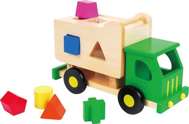 Discoveroo: Sort & Tip - Garbage Truck Playset