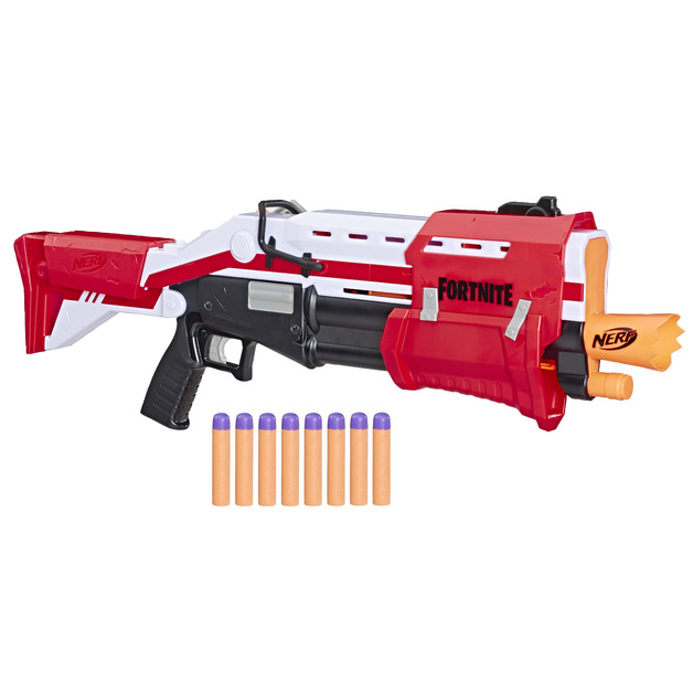 Nerf Fortnite: Pump Action Blaster - TS Tactical Shotgun