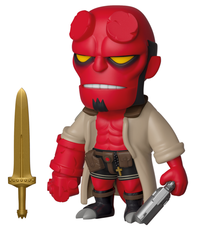 Hellboy - 5-Star Vinyl Figure