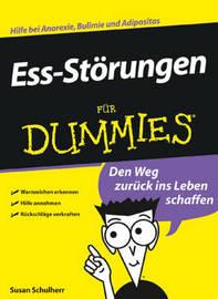Ess-storungen Fur Dummies by Susan Schulherr