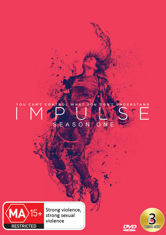 Impulse - Season 1 on DVD