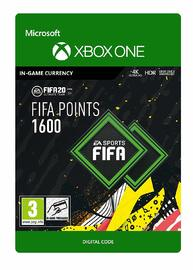 FIFA 20 Ultimate Team - 1600 FIFA Points (Digital Code) for Xbox One image