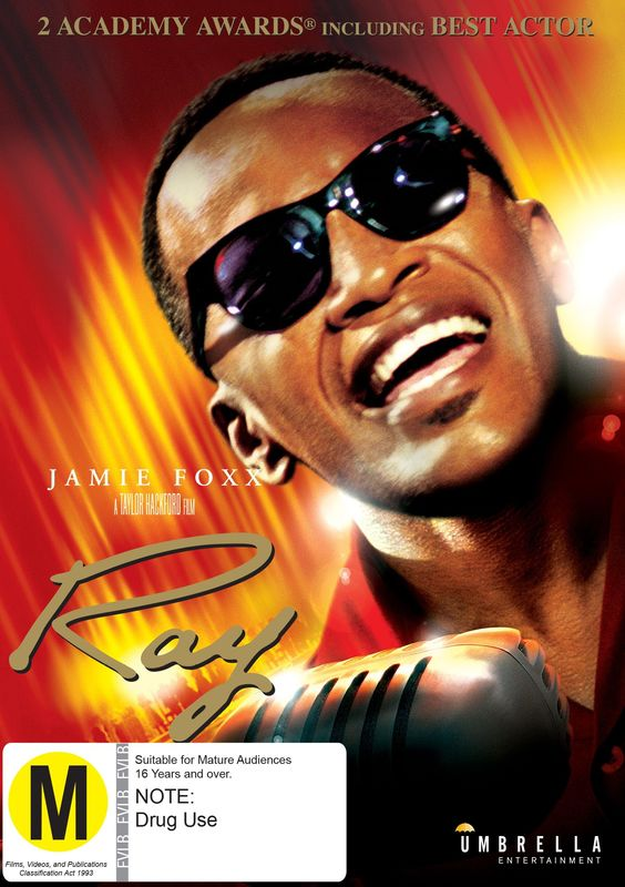 Ray on DVD
