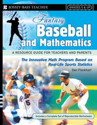 Fantasy Baseball and Mathematics by Dan Flockhart image