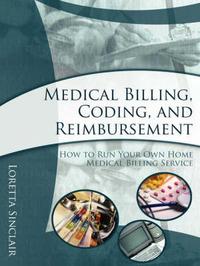 Medical Billing, Coding, and Reimbursement by Loretta, Sinclair image