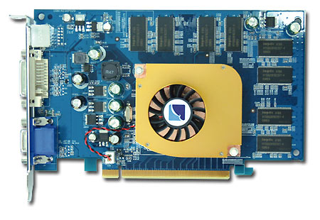 Albatron Video Card PC6600Q 256MB DDR TV Out PCI-E image